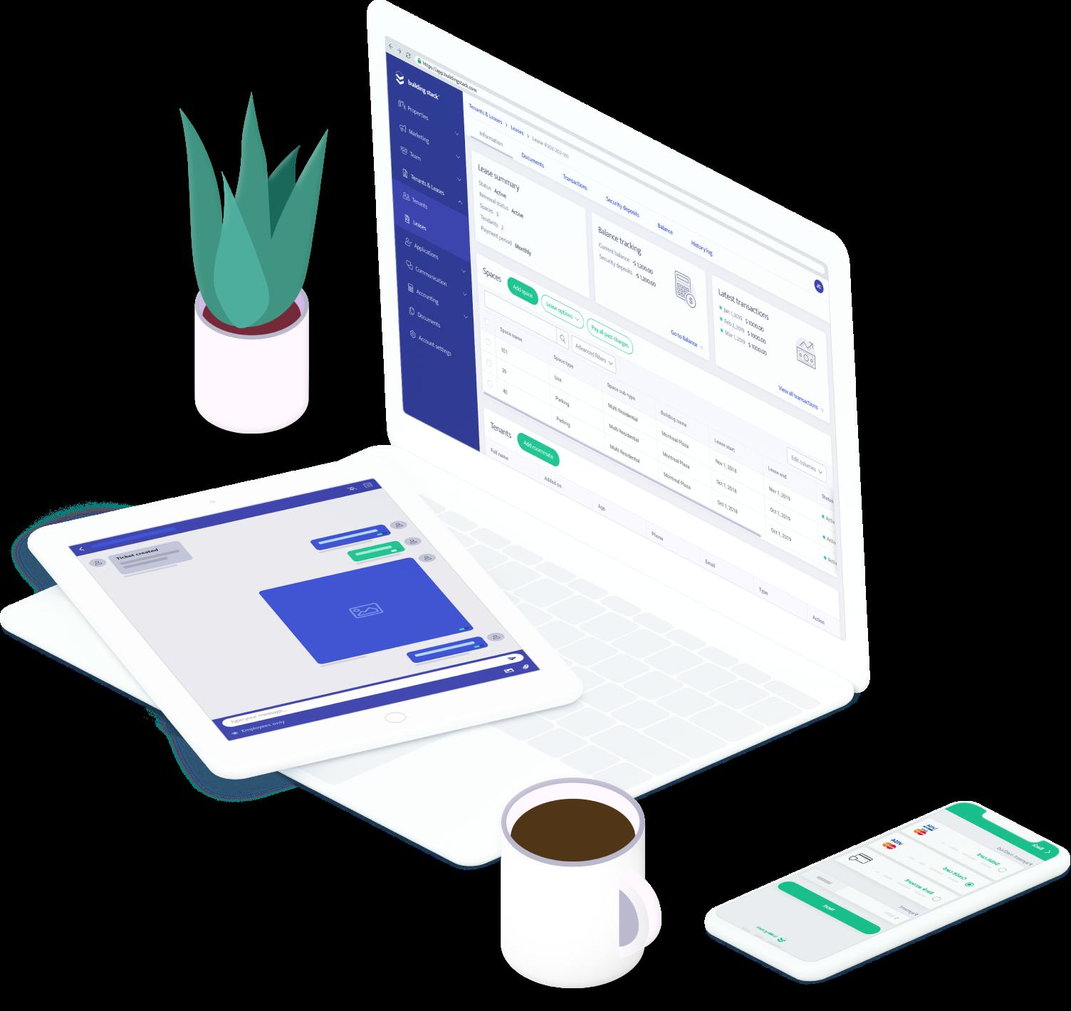 Building Stack – Property management software