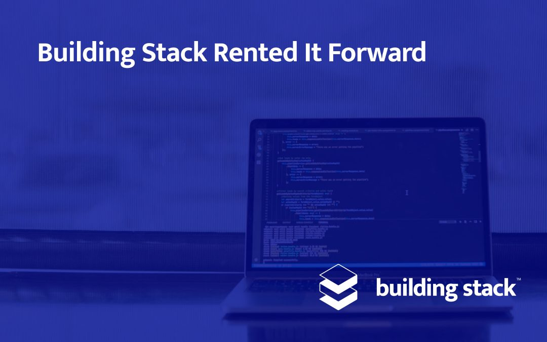 Building Stack Rented It Forward